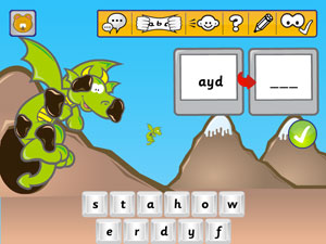 Phonics Hero Part Two.