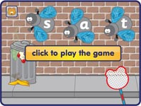 step 1 - learn the sounds with Phonics Hero