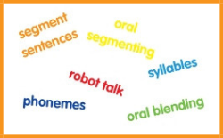 oral blending summary picture
